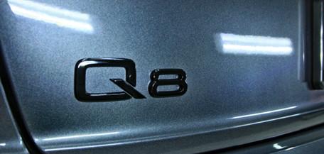 Антихром AUDI Q8.JPG