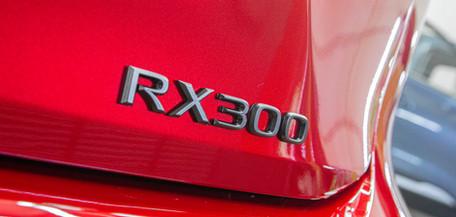 Антихром LEXUS RX300.JPG