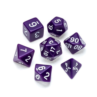 Opaque Series: Purple - Numbers: White.j