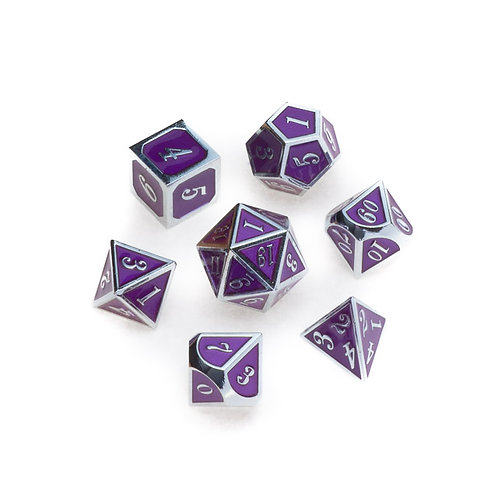 Silver Series: Purple
