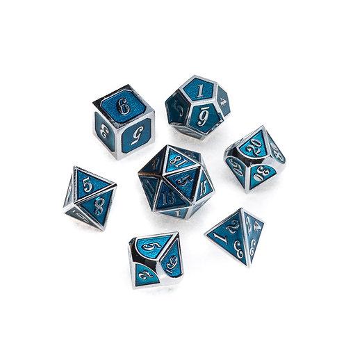 Silver Series: Sky Blue