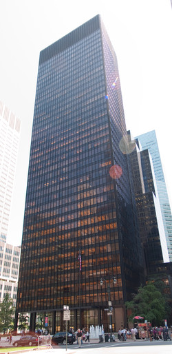 The Seagrams Building