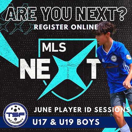 Are you Next MLSNEXT