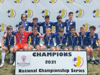 2009 Boys: NJYS State Cup Champions