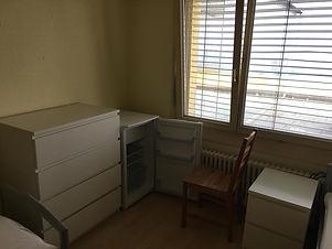 möbliertes Zimmer Nr. 1023