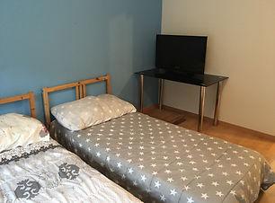 möbliertes Doppelzimmer Nr. 1033