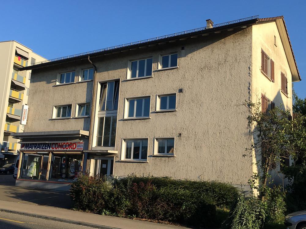Möblierte Zimmer und möblierte Wohnung in 8500 Frauenfeld