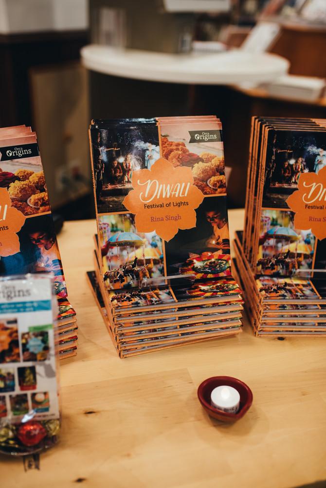 Diwali Book Launch
