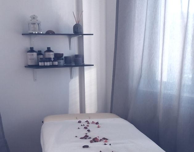 Lettino Massaggi,studio Stanza