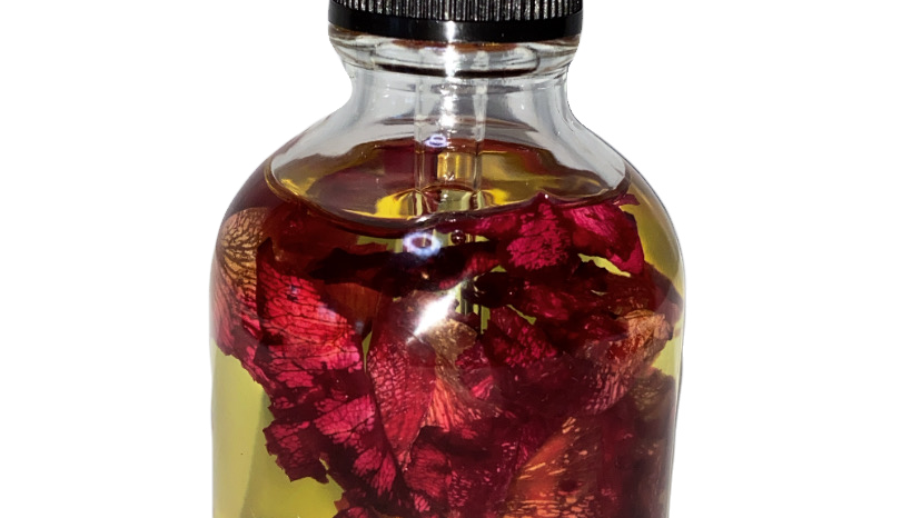 ROSE DELIGHT BODY OIL