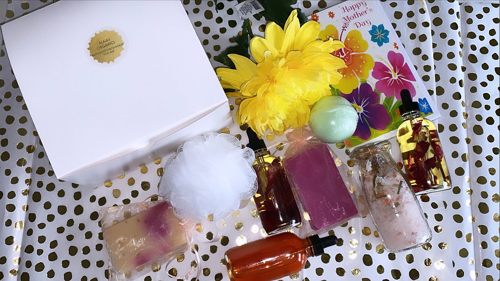 BUILD A GIFT BOX (ANY OCCASION) W/ CARD (ITEM NOT INCLUDED)