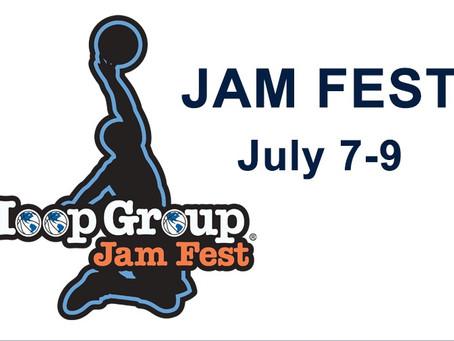 HoopGroup Jam Fest - Atlantic City