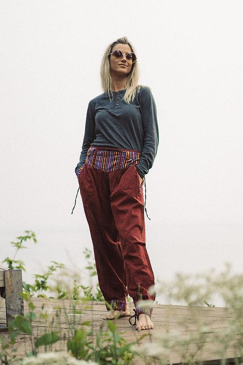 Bhutanese Cotton Pants