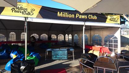 Million Paws Club 2018