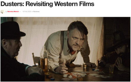 Dusters: Revisiting Western Films