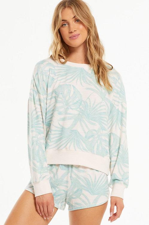 Elle Palm Pullover