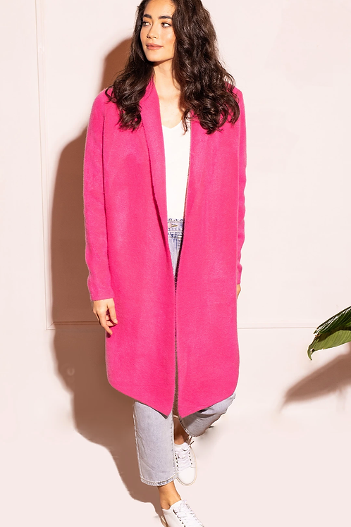The Stockport Jacket - Hot Pink