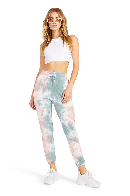 Tie Dye Don't Care Jogger
