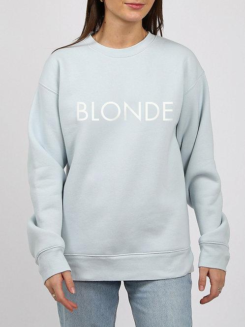 Classic Crew - Blonde