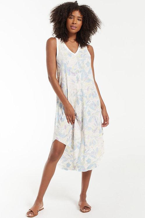 Reverie Floral Midi Dress