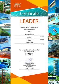 Niels Leader