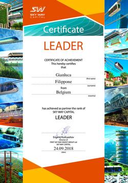 Giancluca Leader
