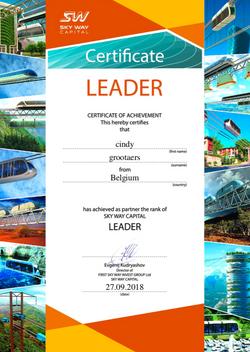 Cindy | Leader