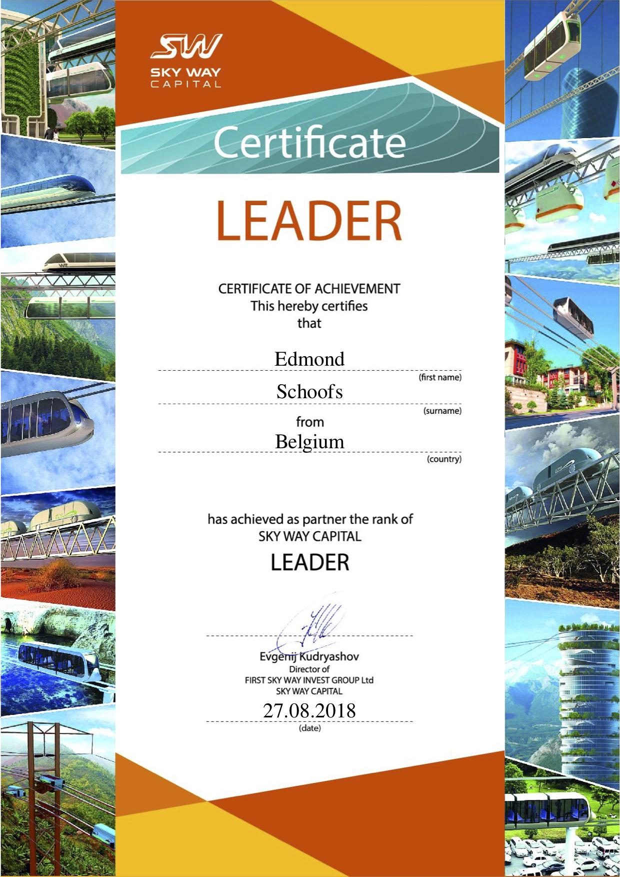 Edmond Leader