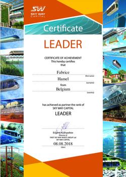 Fabrice Leader