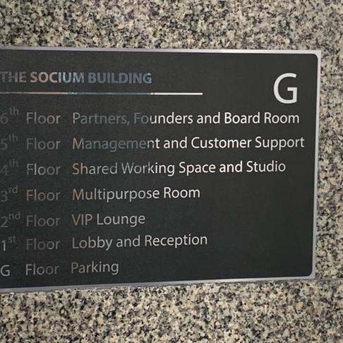 THE SOCIUM BUILDING
