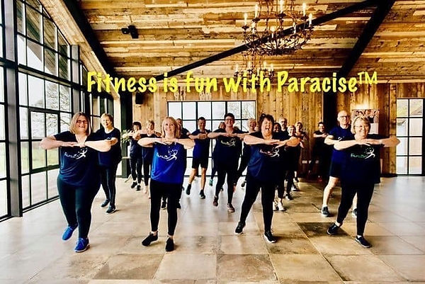 Fitness is fun with paracise.jpg