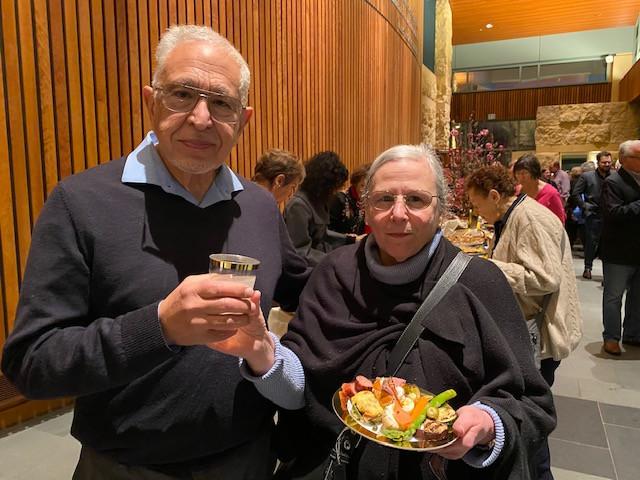 Dan & Bev Nussbaum