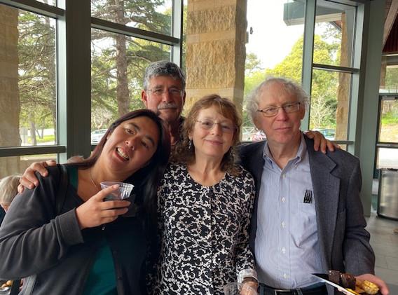 Yoshimi Ishii, Debra Givner, Bruce Neben, Robert Fenton