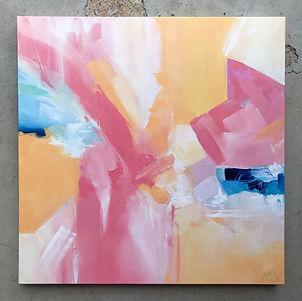 Pink Series: Blocked