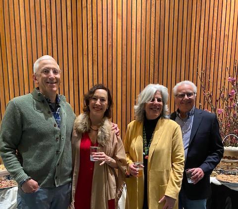 Harlan & Betsy Grogin, Betsy & Roy Selinger