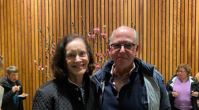 Ann & Steve Packer