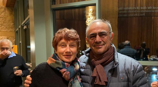 Galena & Alex Bordetsky