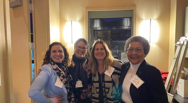 Monica Browning, Wendy Rosenthal, Mindy Western, Bari Tolliver