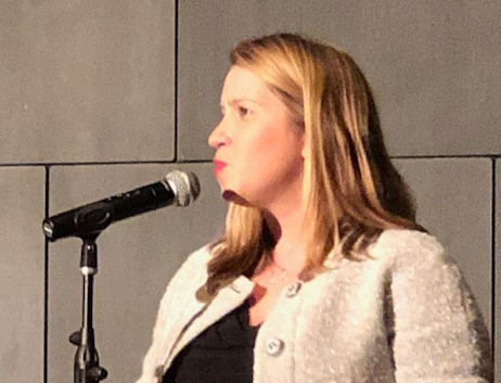 Nicola Reilly, Monterey Symphony CEO