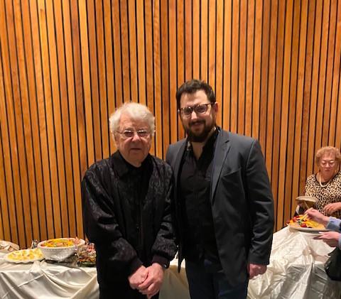 Ralph Senesky & Michael Bernardi