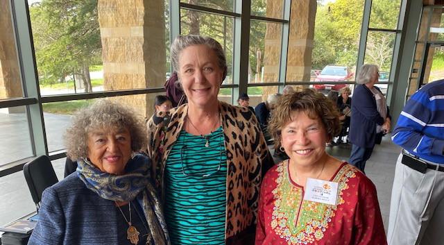 Rabbi Leah Novick, ?, Marsha Kelley
