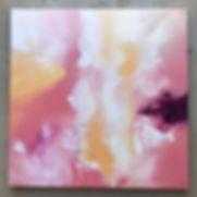 Pink Series: Flow I