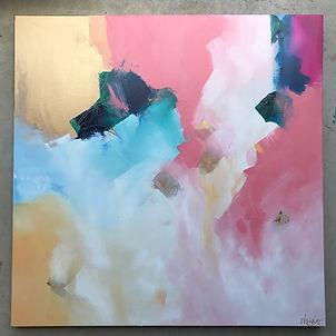 Pink Series: Flow II