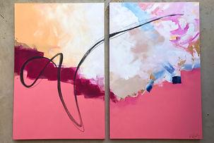 Pink Series: Dart Duo