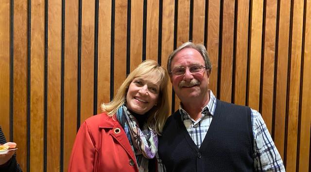 Charlene Webber-Schuss & Matthew Schuss
