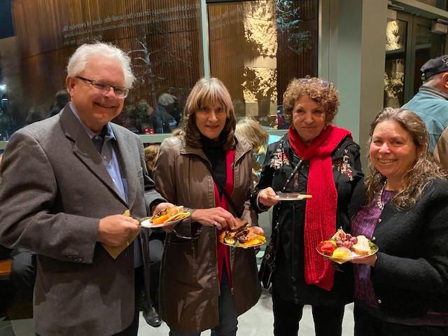 Clark Miller, Cara Lieb, Bobbie Ehrenpreis, Laura Arnow
