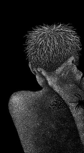 """Lia Mariani illustra """"Tacco 12"""" di Simonetta Mannino"""