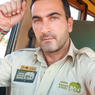 Shazaad on KWS duty