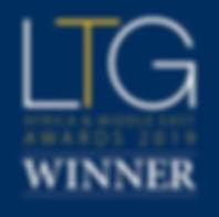 Winner Service Excellence LTG Safari Awards