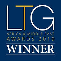 Winner Service Excellence LTG Safari Awards